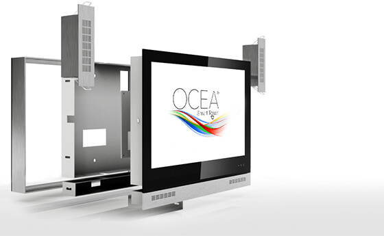 See how sturdy our Ocea is.